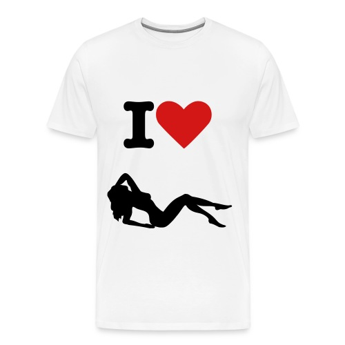 I - Men's Premium T-Shirt
