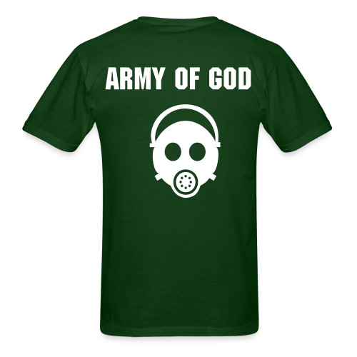 Army of God T - Men's T-Shirt
