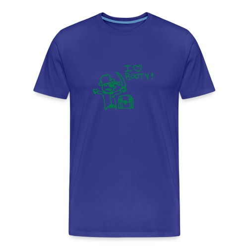 pirate shirt - Men's Premium T-Shirt