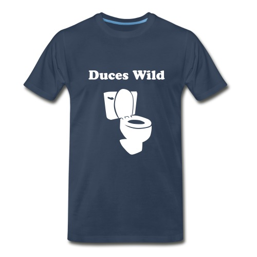 mens duce tee - Men's Premium T-Shirt