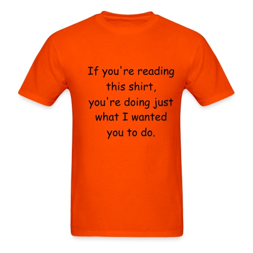 What I wanted - Men's T-Shirt