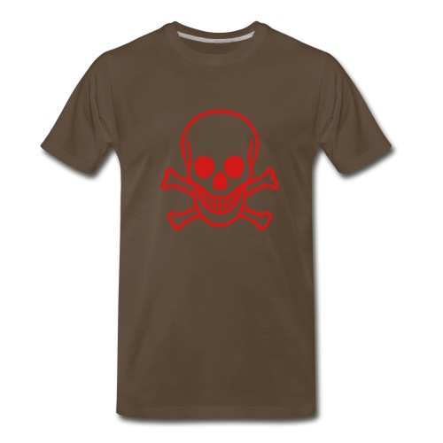 Skull Tee - Men's Premium T-Shirt