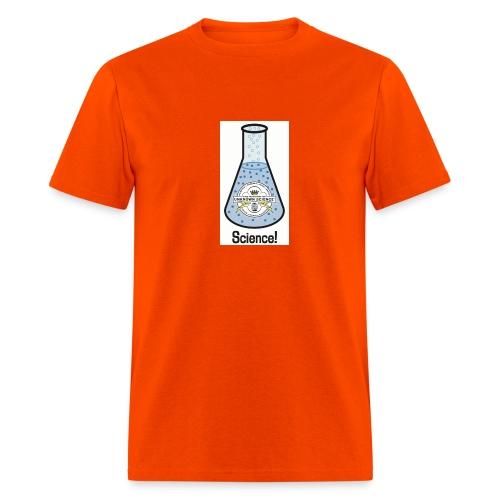 MOUS Flask Men's Orange T - Men's T-Shirt