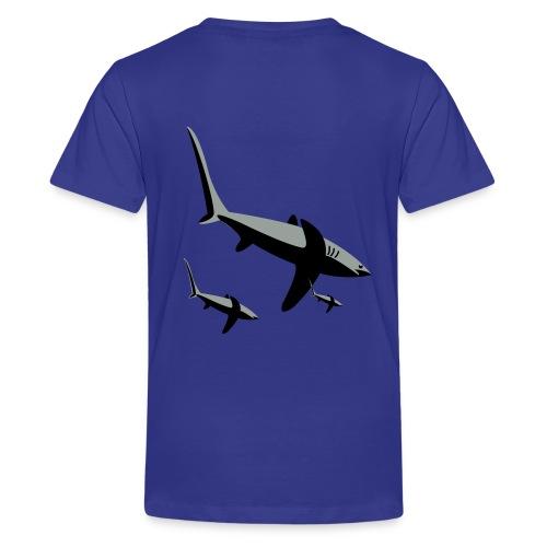 Skark Attack! Kid Tee - Kids' Premium T-Shirt