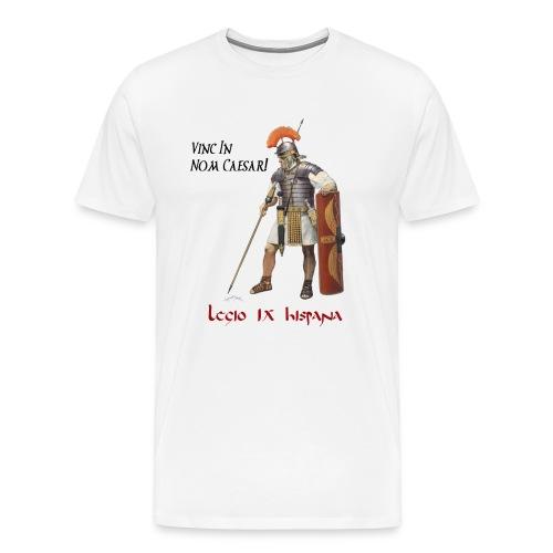 Vinc In Nom Caesar! - Men's Premium T-Shirt