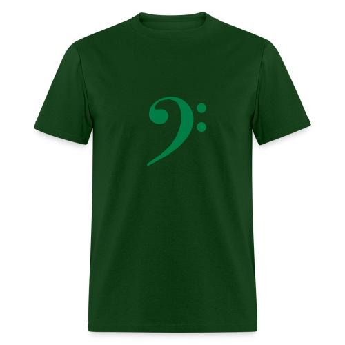 Christmas Bass - Men's T-Shirt
