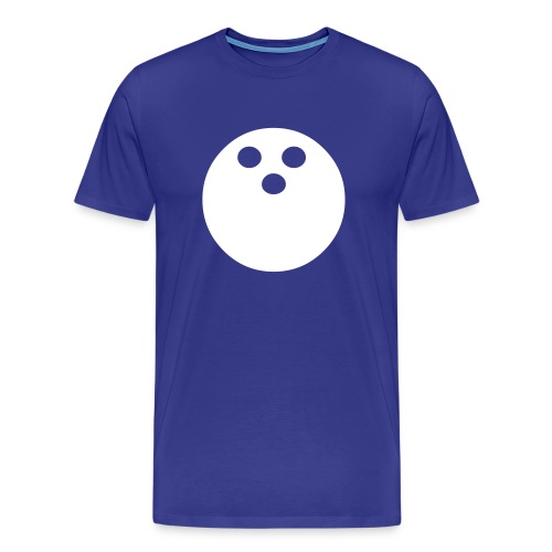 Bowling - Men's Premium T-Shirt