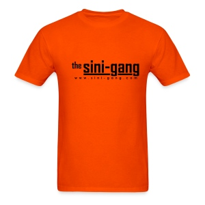 Orange Tee - Men's T-Shirt