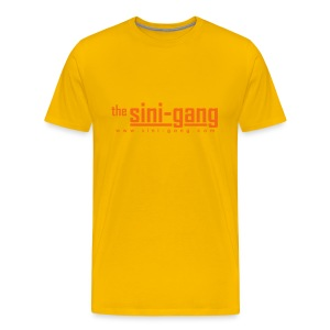 Yellow Tee - Men's Premium T-Shirt