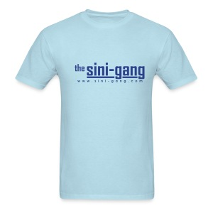 Light Blue Tee - Men's T-Shirt