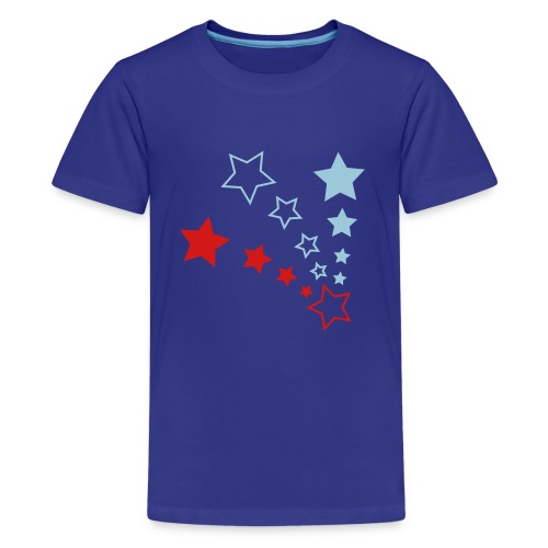 Kids' Premium T-Shirt - Stars 1