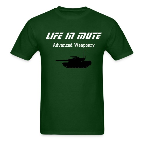World War Mute Tee - Men's T-Shirt