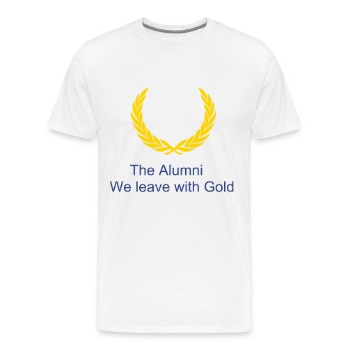 The alumni shirt - Men's Premium T-Shirt