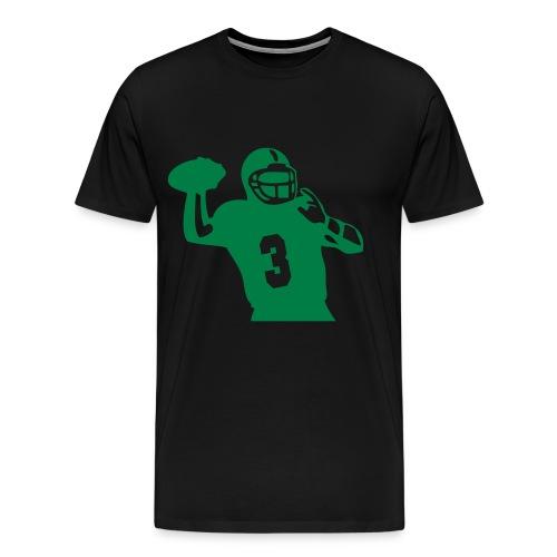 Quarterback TEE - Men's Premium T-Shirt