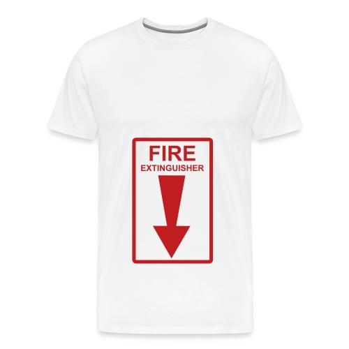 fireext - Men's Premium T-Shirt