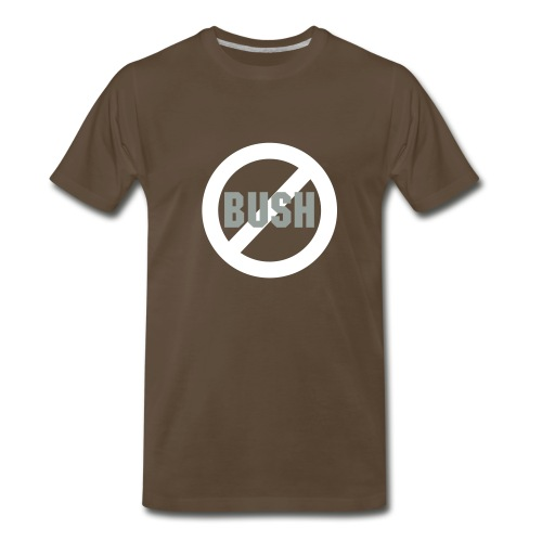 ANTI-BUSH - Men's Premium T-Shirt