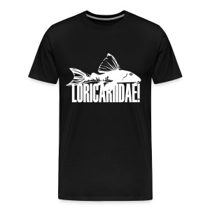 Loricariidae - detailed - Men's Premium T-Shirt