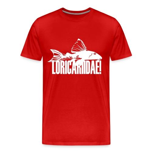 Loricariidae - detailed - Men's Premium T-Shirt