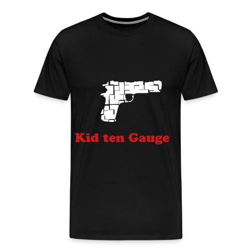 Ten Gauge Design - Men's Premium T-Shirt