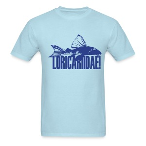 Loricariidae - detailed - Men's T-Shirt