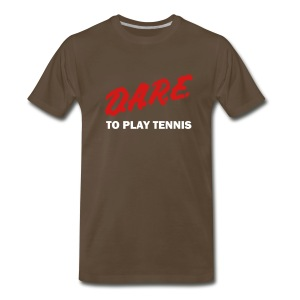 Dare (black) - Men's Premium T-Shirt