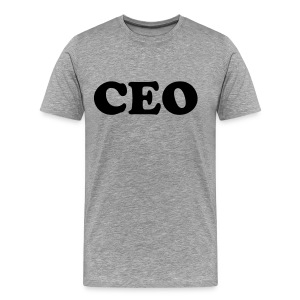 CEO T Shirt - Men's Premium T-Shirt