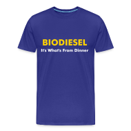 T-Shirts ~ Men's Premium T-Shirt ~ Official Higher Pie Biodiesel Shirt