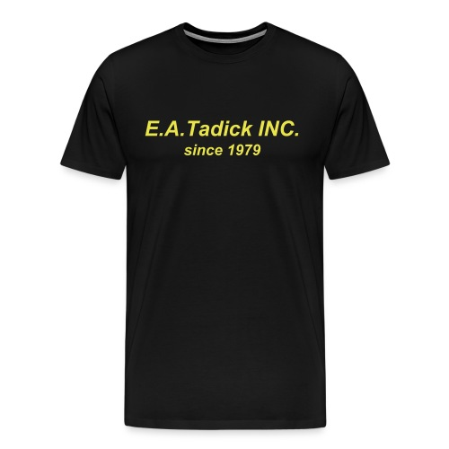 E.A. Tadick INC - Men's Premium T-Shirt