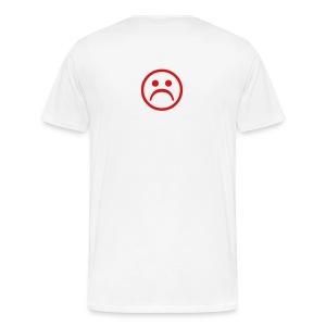 I'm depressed - Men's Premium T-Shirt