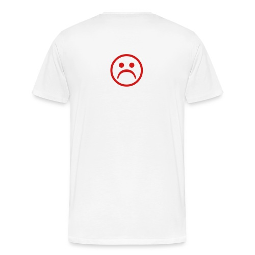 I'm depressed - Men's Premium T-Shirt