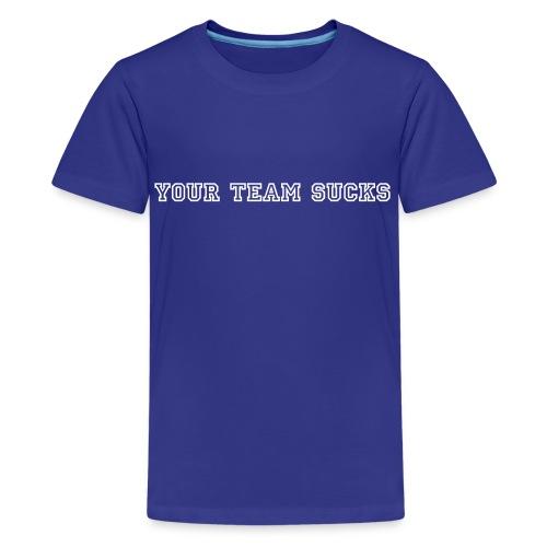 TEAM - Kids' Premium T-Shirt