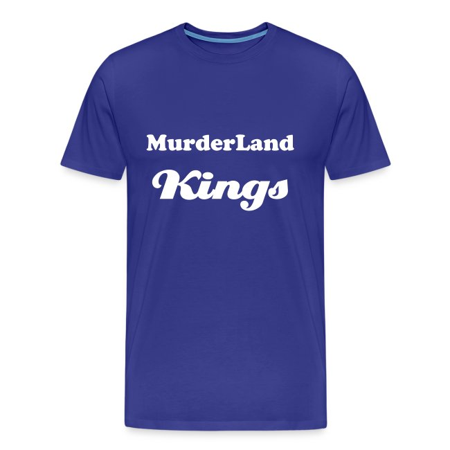 MurderLand Kings (Blue/White)