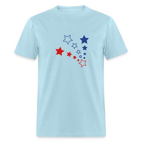Starbow Light Blue T-shirt - Men's T-Shirt