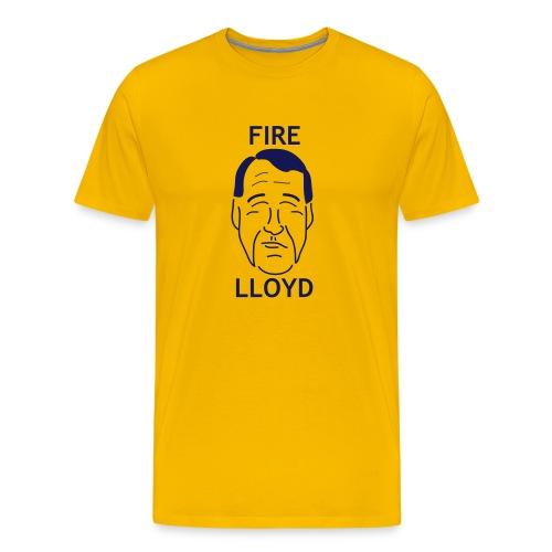 Fire Lloyd - Men's Premium T-Shirt