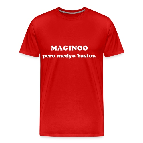 MAGINOO - Men's Premium T-Shirt