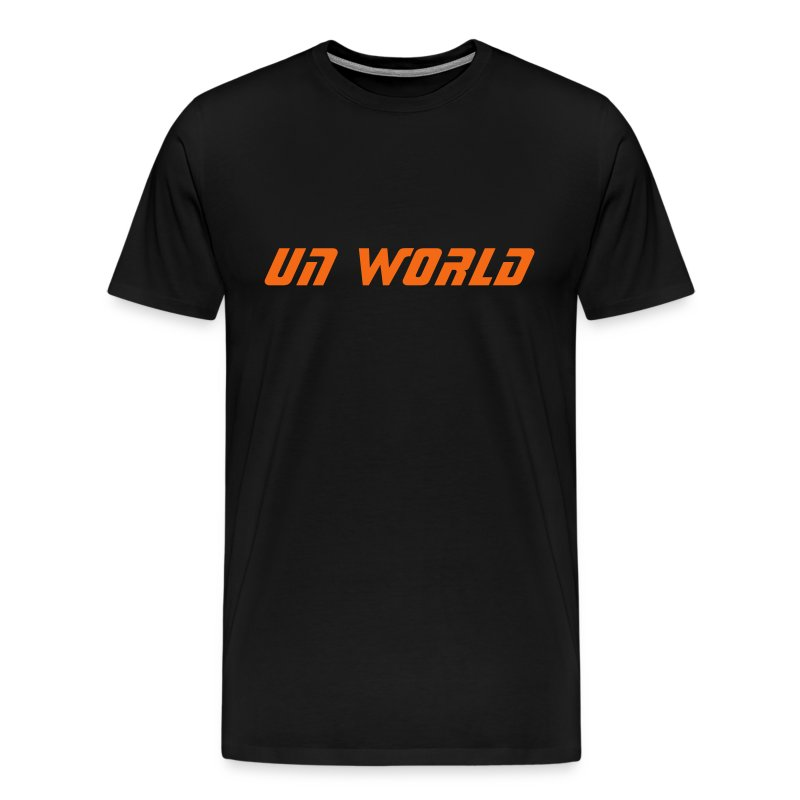 Un World (B More Edition) - Men's Premium T-Shirt