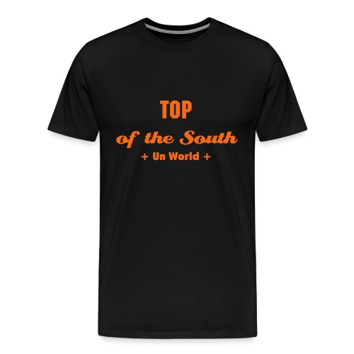 Top of the South (B More Edition) - Men's Premium T-Shirt