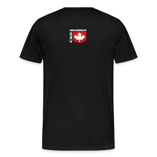 Canadian Babe - Men's Premium T-Shirt