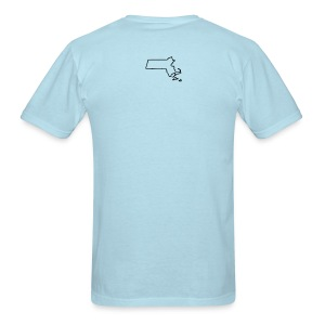 Austin, Massachusetts Tee - Men's T-Shirt