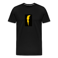 T-Shirts ~ Men's Premium T-Shirt ~ Lightning Bolt