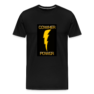 T-Shirts ~ Men's Premium T-Shirt ~ Cowher Power