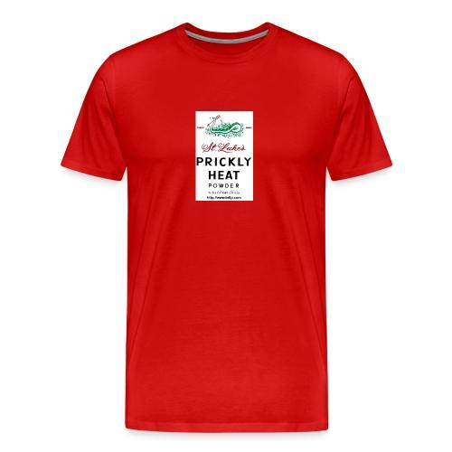 Prickly Heat Red - Men's Premium T-Shirt