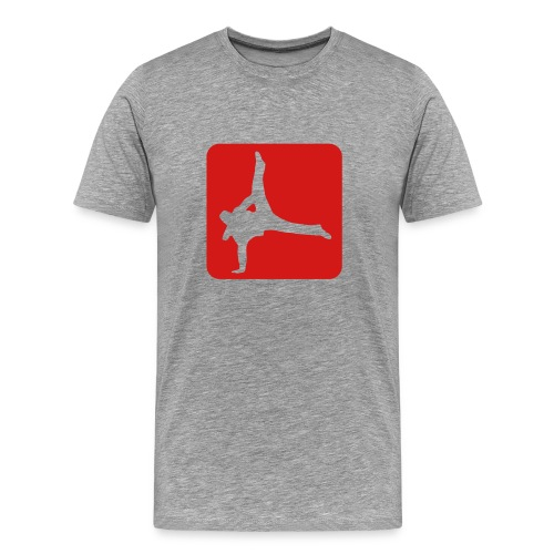 Breakdancing - Men's Premium T-Shirt