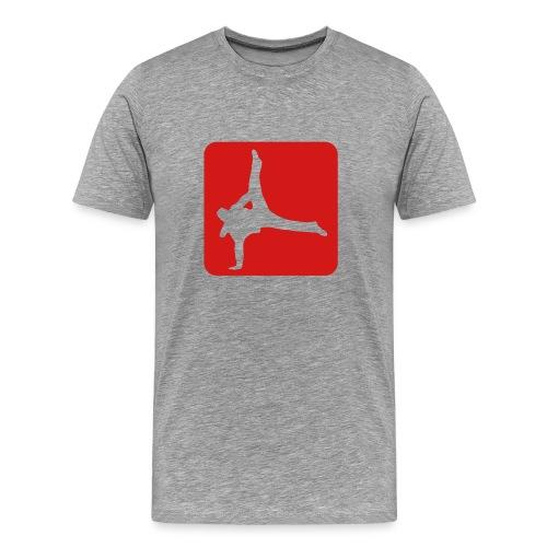 Breakdancing - Men's Premium T-Shirt