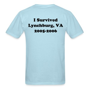 Been There Done That - Men's T-Shirt