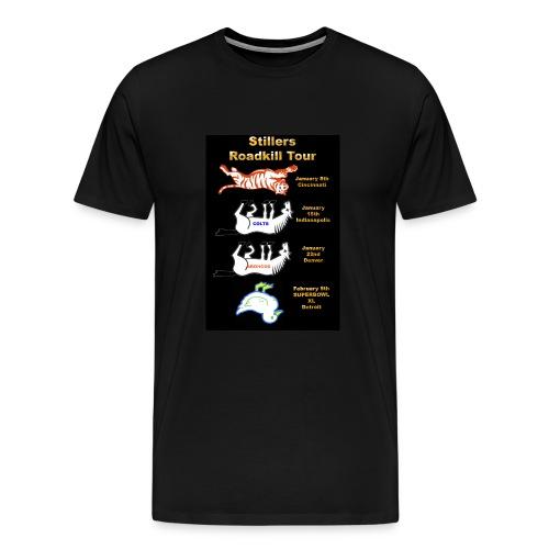 Stillers Roadkill - Men's Premium T-Shirt