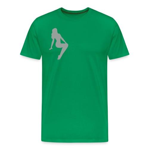 Sex Makes You Happy Tee - Men's Premium T-Shirt