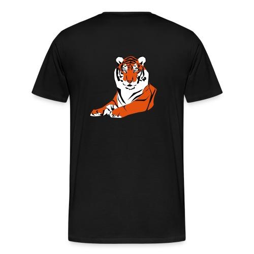 something like a pimp - Men's Premium T-Shirt