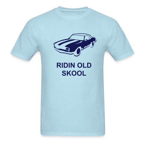 OLD SKOOL - Men's T-Shirt