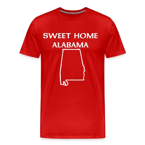 Sweet Home Alabama - Men's Premium T-Shirt